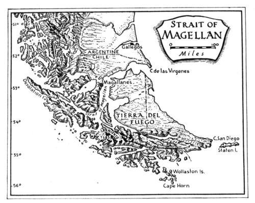 Kipot ni Magellan