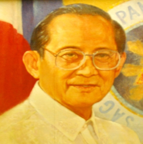 Pangulong Fidel V. Ramos