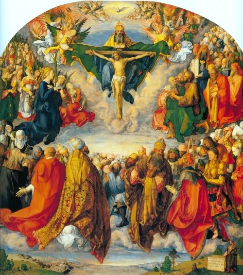 Ang lahat ng mga banal sa papanaw ng mga Katoliko.