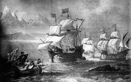 29 nang masayang salubungin ng mga Pinoy sa Samar noong March 16, 1521