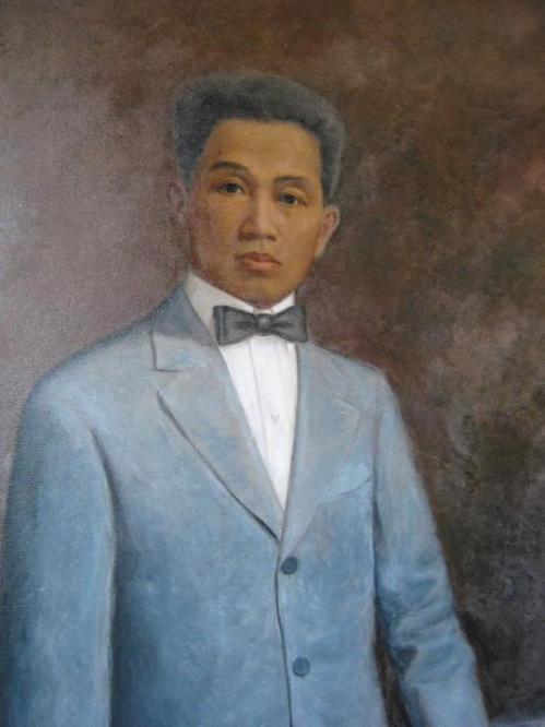 Si Aguinaldo bilang kandidato sa pagkapangulo, 1935.  Mula sa Family Wing ng Dambanang Aguinaldo