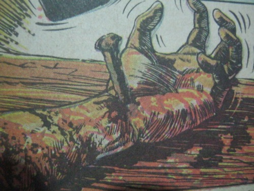 Malamang sa malamang sa carpal bones ng wrists at hindi sa palad ipinako si Hesus.  Mapupunit ang kamay at hindi masusuportahan kung sa palad lamang ipinangako ang bigat ng biktima.  Sa Roma ang wrist ay bahagi ng kamay.  Mula sa The Gift ni Jack T. Chick.