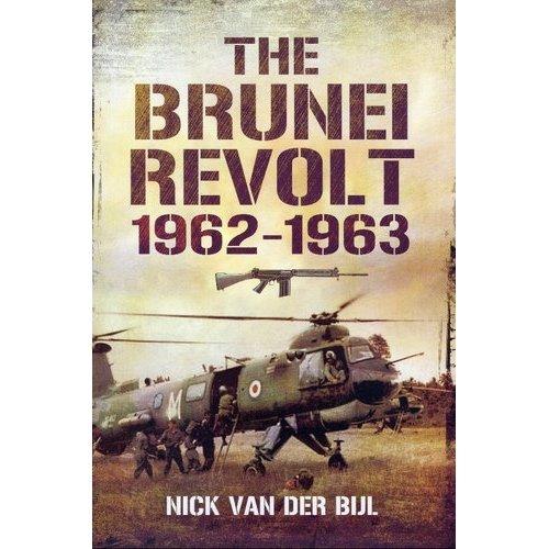 Pabalat ng isang aklat ukol sa Brunei Revolt ng 1962.