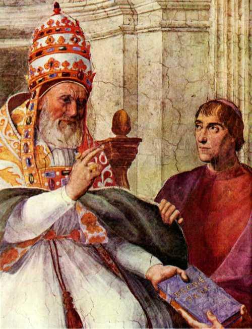 Papa Julius II, ang mandirigmang papa.