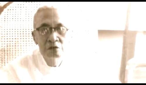 Mas matanda pang Don Pio sa mga huling taon ng kanyang buhay.