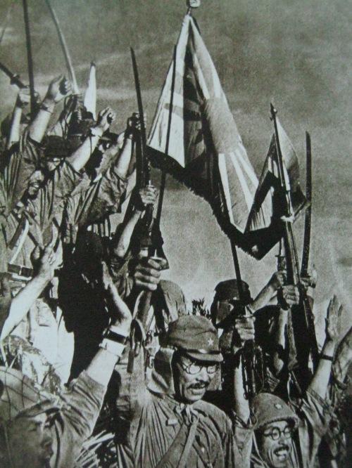 Fall of Bataan, nagsaya ang mga Hapones.  April 9, 1941.