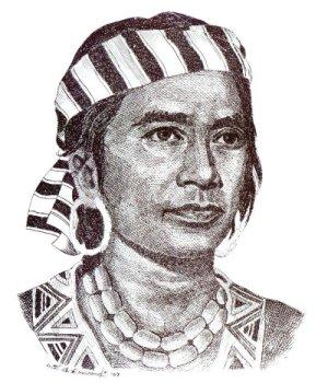 Kalipulako, Pinuno ng Mactan.