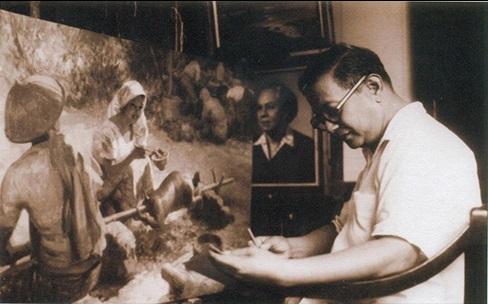 06 paintings at sketches sa buong buhay niya