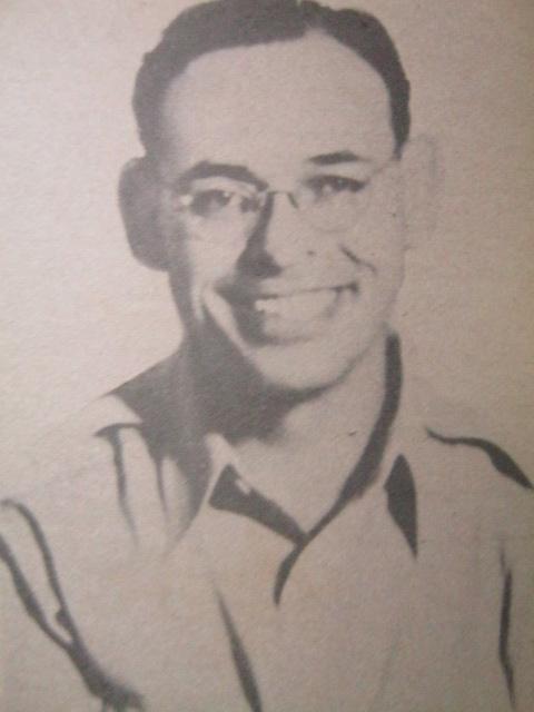 James Cushing.  Mula kay Col. Manuel Segura.