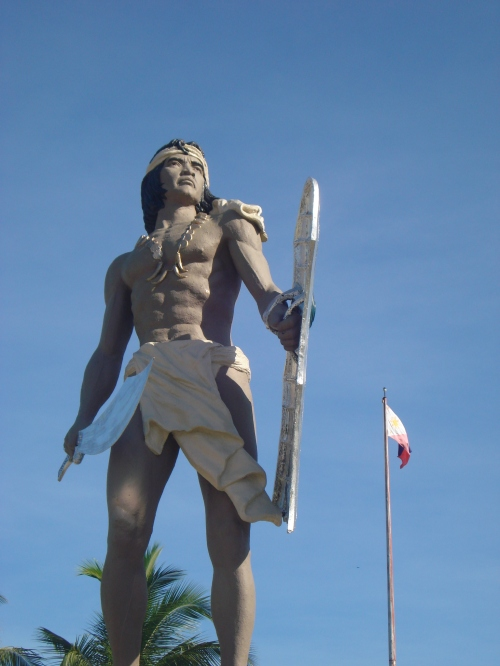 Monumento para kay Kalipulako.