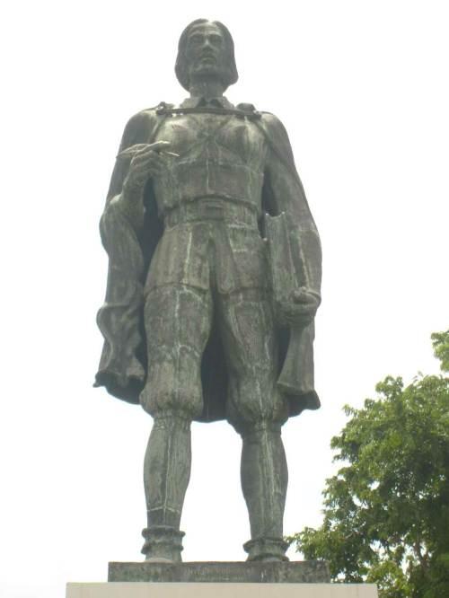 Monumento ni Antonio Pigafetta sa Cebu