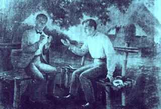 Isang paglalarawan ng pag-uusap nina Drs. Valenzuela at Rizal sa Dapitan.