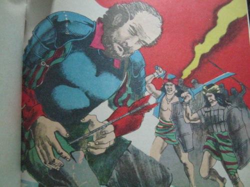 Obra ni Albert Gamos para sa Aklat Adarna