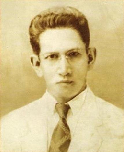 Ang Ka Felix Manalo noong kanyang kabataan.  Mula sa Pasugo.