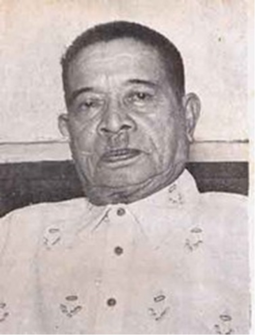 Lope K. Santos.