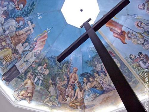 Ang Magellan's Cross