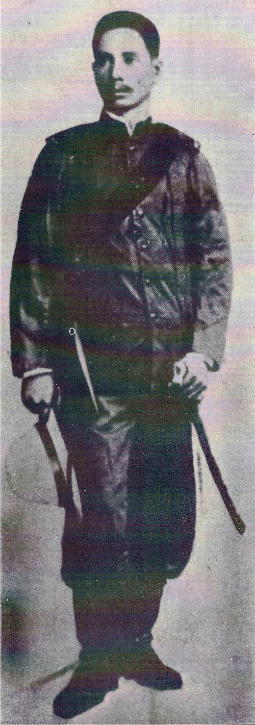 Pio del Pilar.  Mulay kay Isagani Medina.