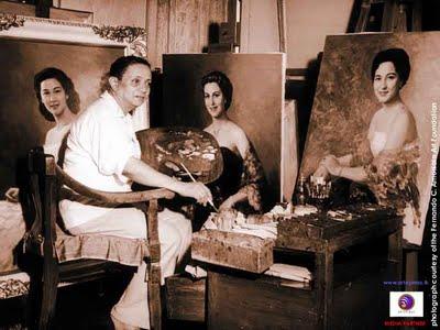 31 ng kanyang mga painting at papipiliin ka kung ano ang gusto mo ipagawa