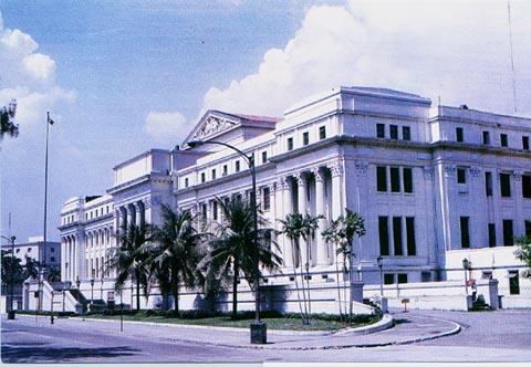 Pambansang Museo ng Pilipinas.  Mula sa Solheim Foundation.