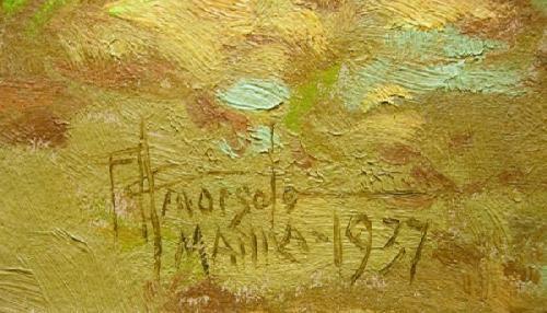 Lagda ni Amorsolo, 1937
