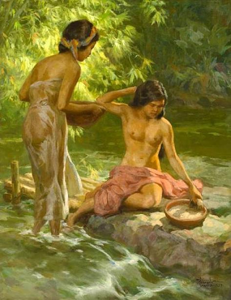 Bathing