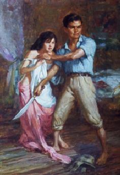 Defense of a Filipina Woman's Honor.