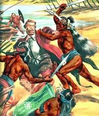 Kamatayan ulit ni Magellan, dito pinagmukhang mga barbaro ang mga Pinoy.