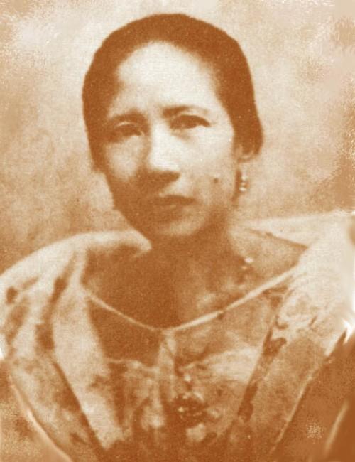 Gregoria de Jesus.  Mula sa bahaynakpil.org
