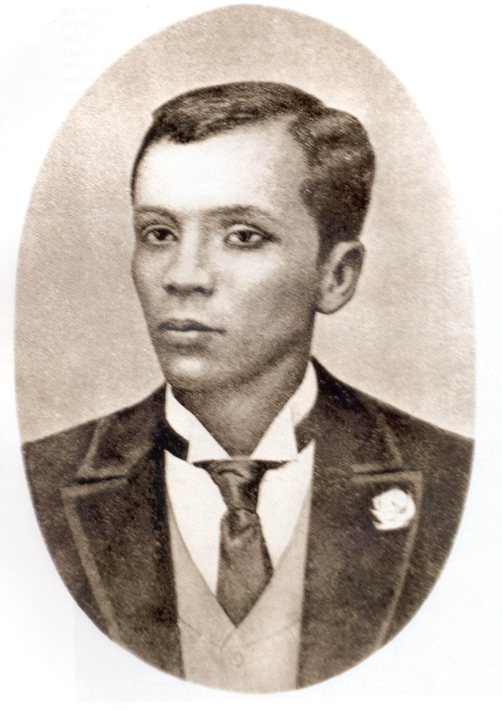 Andres Bonifacio. Mula sa Kasaysayan The Story of the Filipino People.