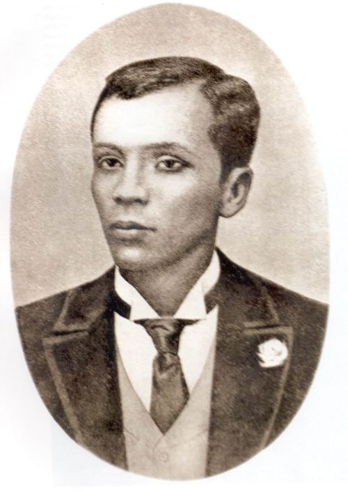 Andres Bonifacio.  Mula sa Kasaysayan The Story of the Filipino People.