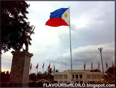 05 Ito ang unang pagkakataon na iwinagayway ang bandila ng Pilipinas sa Kabisayaan