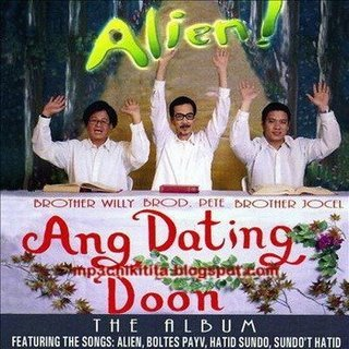 Ang dating doon alien sightings 1