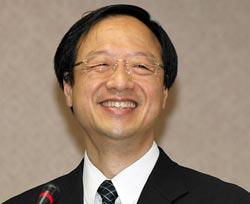 Jiang Yi-huah.  Mula sa wantchinatimes.com.