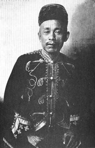 Senador Hadji Butu Rasul.
