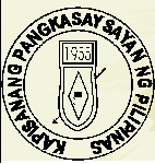 Logo ng Philippine Historical Association.