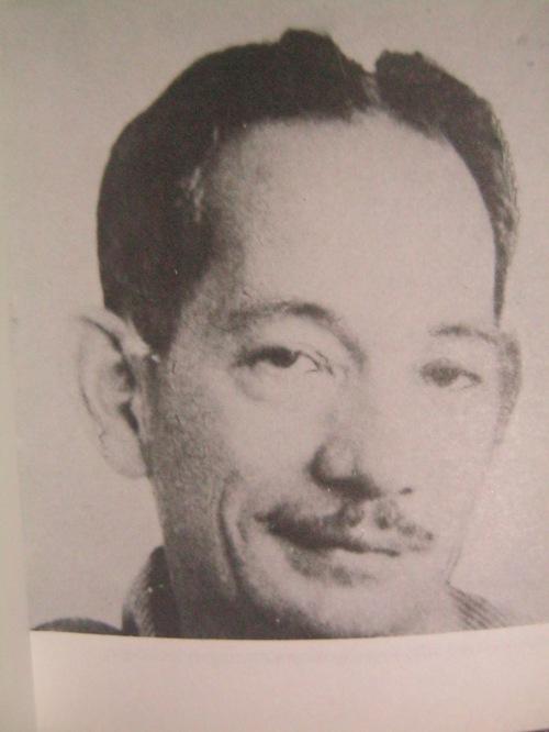 Chono Roces, mula sa Koleksyon ng Manila Times.