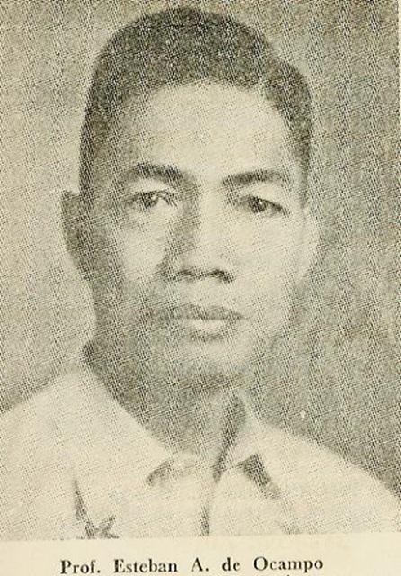 Prop. Esteban de Ocampo