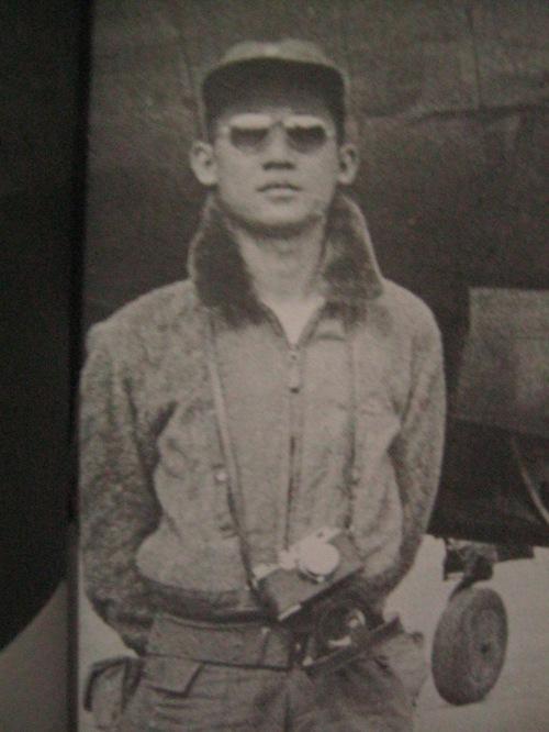 Ang peryodistang si Ninoy Aquino.  Mula kay Alfonso Policarpio.