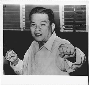 Si Ramon Magsaysay.