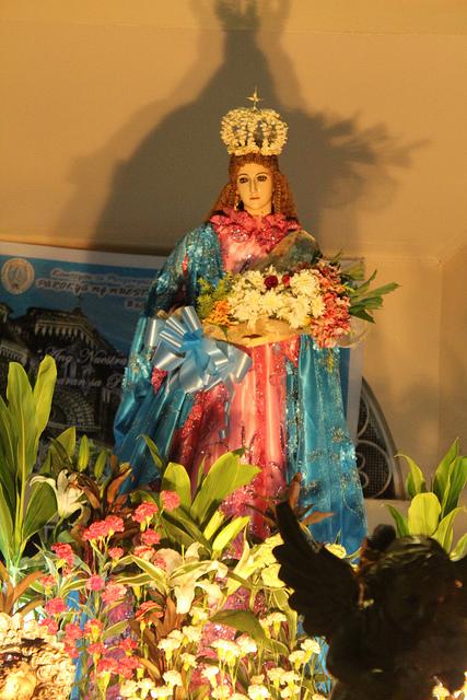 Virgen de las Flores.