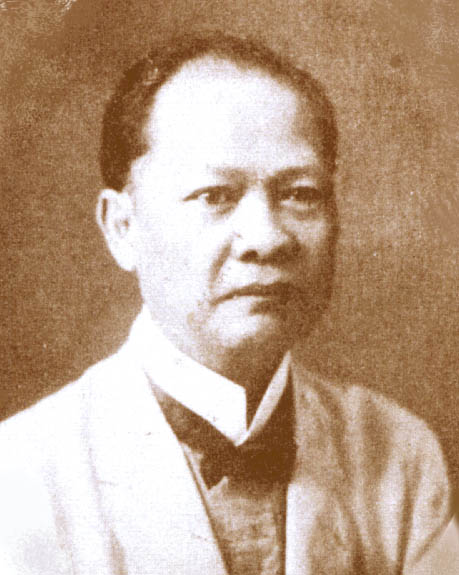 Julio Nakpil, 1922.  Mula sa julionakpil.blogspot.com.