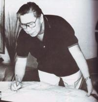 Leandro Locsin, Pambansang Alagad ng Sining sa Arkitektura.