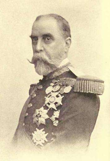 Gobernador Heneral Ramon Blanco, ang nagdeklara ng Batas Militar sa unang walong lalawigan na nag-aklas noong Himagsikang 1896.
