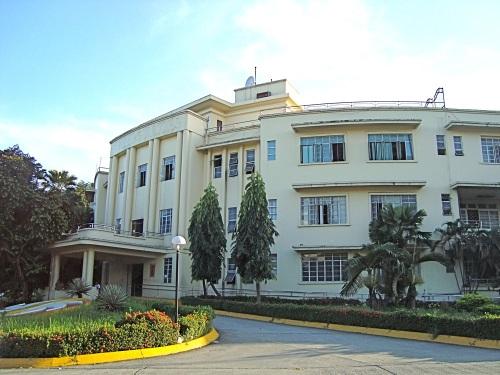 Quezon Institute.  Mula kay Stella Arnaldo.