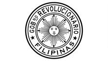 Ang selyo ng pamahalaan ni Emilio Aguinaldo.