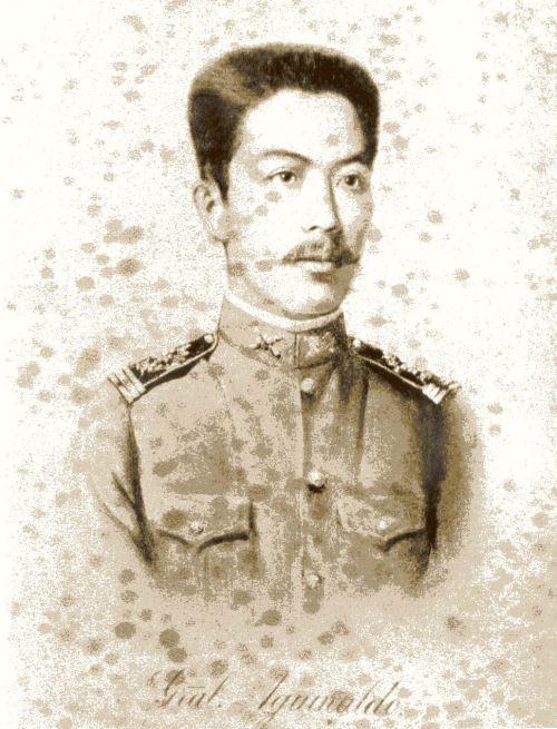 Heneral Emilio Aguinaldo y Famy.