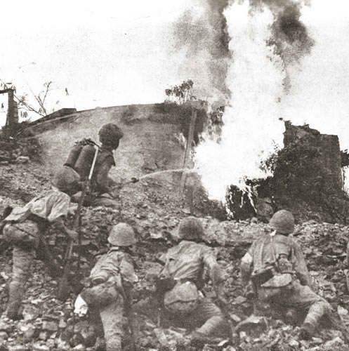 Labanan sa Corregidor.