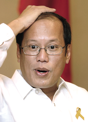 Si PNoy, Pinoy na Pinoy.