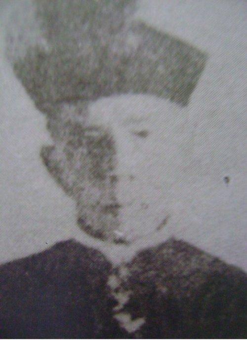 Padre Mariano Sevilla.  Mula sa Laki sa Bulakan Bulacan facebook page