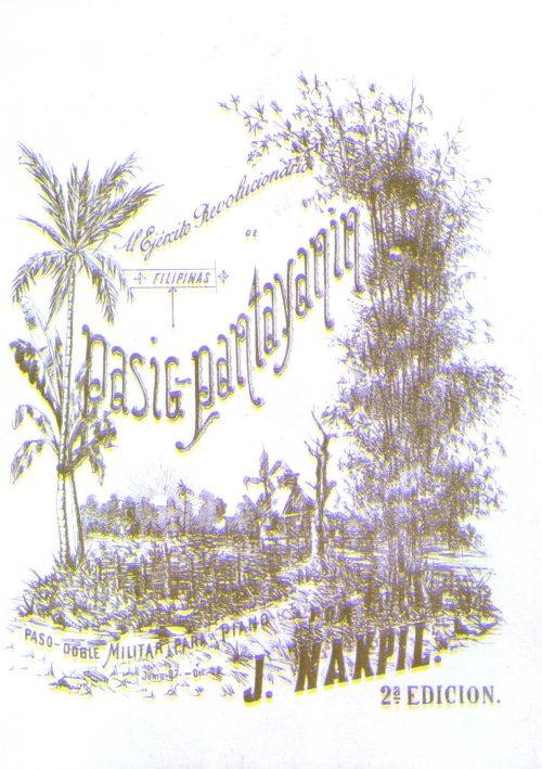 Pabalat ng Pasig Pantayanin.  Mula sa julionakpil.blogspot.com.